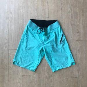 Lululemon men's lined swim trunks